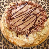 tort kawowo-makowy