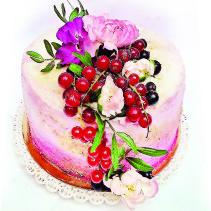 tort porzeczka malina sugarfree