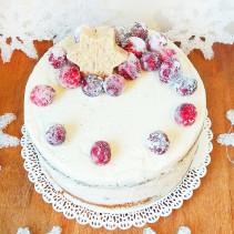 tort piernikowy bez cukru 2